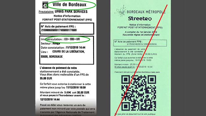 Une arnaque aux faux FPS à Bordeaux