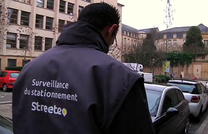 uniforme agent verbalisateur streeteo