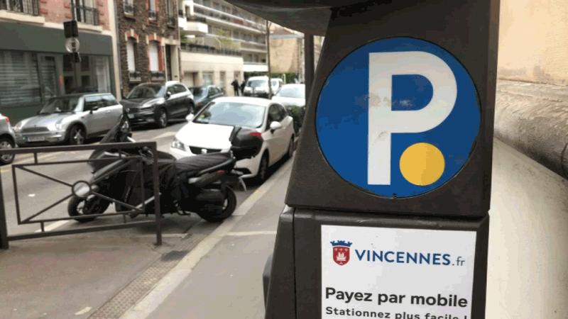 Stationnement payant et Forfait post stationnement pour les deux roues