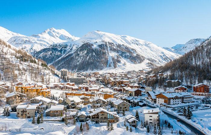 stationnement stations ski