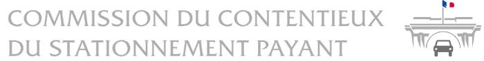 Commission du contentieux du stationnement payant